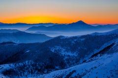 Mala Fatra, Slovaquie Image libre de droits