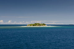 Mala Mala海岛,斐济,南太平洋。 库存图片