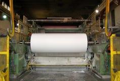 mala pappersträmassa arkivbild