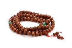 Mala or prayer beads Stock Image