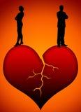 Mala relación libre illustration