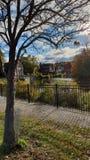 Mala staden i New Hampshire arkivbilder