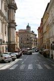 Mala Strana_ Πράγα Στοκ φωτογραφία με δικαίωμα ελεύθερης χρήσης