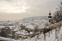 Mala Strana at Prague Royalty Free Stock Images