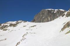 Mala Studena dolina valley, High Tatras Stock Photo