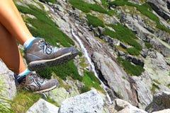 Mala studena dolina - valley in High Tatras, Slova Royalty Free Stock Photos