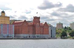 Mala Tre Kronor Arkivbilder