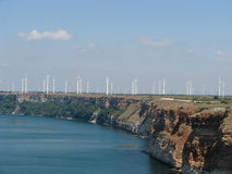 mala wind arkivbilder