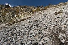In Mala Zmrzla dolina valley Stock Image