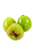 Malabaräpfel oder chomphu Stockbild