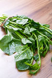 Malabar spinach Stock Photos
