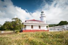 Malabrigo Lighthouse at Lobo, Batangas. Philippines Stock Photos
