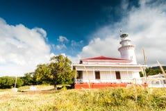Malabrigo Lighthouse at Lobo, Batangas. Philippines Stock Photo