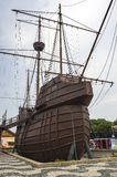 Malacca θαλάσσιο μουσείο, Μαλαισία Στοκ Φωτογραφίες