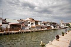 Malacca lizenzfreie stockfotografie