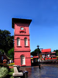 Malacca Clock Tower Royalty Free Stock Image
