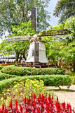 Malacca Dutch Heritage Garden Royalty Free Stock Photography