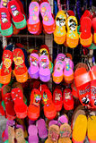 Malacca Hand-Made Clogs Stock Images