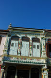Malacca heritage building Royalty Free Stock Photo