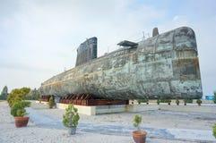 MALACCA, MALAYSIA-AUG 2: A decommissioned Royal Malaysian Navy s Stock Photos