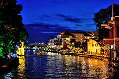 Malacca River Stock Photography