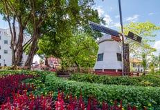 Malacca stad Arkivfoto