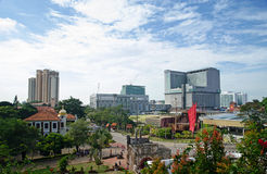Malacca Tourist District Stock Photo