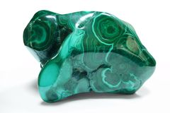 Malachite Stock Image