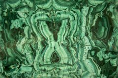 malachite Royaltyfria Bilder