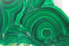 Malachite Royalty Free Stock Image