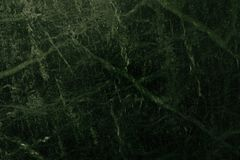 Malachite deep green natural grunge marble texture, detailed structure. Of natural marble background stock photo