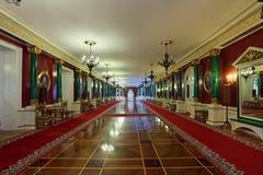 Malachite foyer Royalty Free Stock Photos