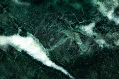 Malachite green background, detailed green marble, close up texture royalty free stock image