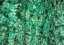 Malachite. Green mineral malachite close up royalty free stock images
