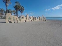 Malaga images libres de droits