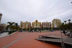 Malaga royaltyfri fotografi