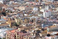 Malaga Royalty Free Stock Image