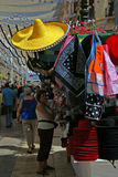 Malaga Image libre de droits