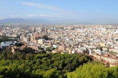 Malaga Arkivbilder