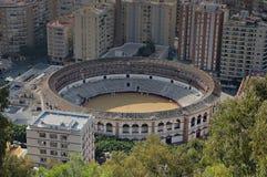 Malaga Photo libre de droits