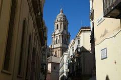 Malaga Arkivfoton