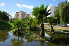 Malaga Imagens de Stock
