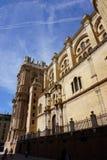 Malaga Foto de Stock Royalty Free