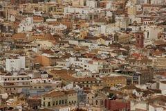 Malaga Obraz Royalty Free