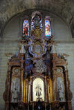 MALAGA, ANDALUCIA/SPAIN - JULY 5 : Interior View of the Cathedra Royalty Free Stock Image