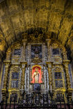 MALAGA, ANDALUCIA/SPAIN - MAY 25 : Interior View of the Cathedra Stock Photo