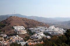 Malaga, Andalusia Spain Royalty Free Stock Image