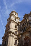 Malaga. In Andalusia from Spain Stock Photos