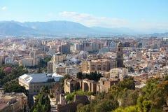 Malaga, Andalusia, Spain Royalty Free Stock Photos