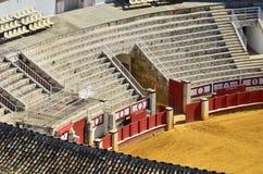 Malaga arena Stock Image